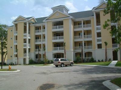 North Myrtle Beach Condo/Townhouse For Sale: 601 Hillside Drive N. #2741
