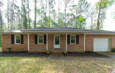 Little River Single Family Home For Sale: 1604 Wildwood Ave