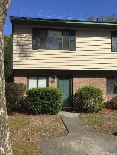 Murrells Inlet Condo/Townhouse Active-Pend. Contingent Contra: 5141 Inlet Garden Ct. #2D