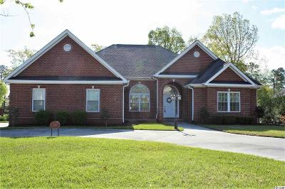 Little River Single Family Home Active-Pending Sale - Cash Ter: 3168 Cedar Creek Run