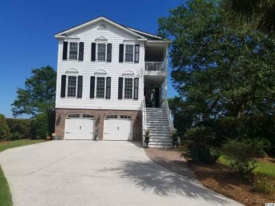 Pawleys Island Single Family Home For Sale: 92 High Hammock Way