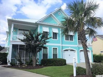 Myrtle Beach Single Family Home For Sale: 368 St Catherine Bay Ct