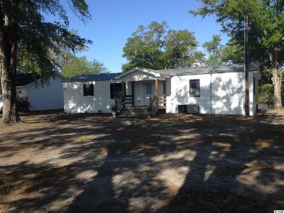 Georgetown Single Family Home For Sale: 573 Belton Loop