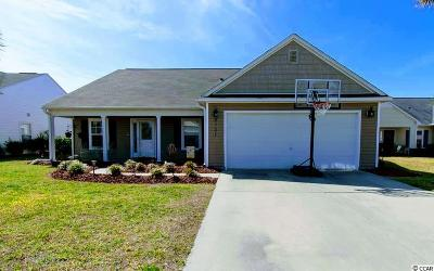 North Myrtle Beach Single Family Home For Sale: 5131 Weatherwood Dr.