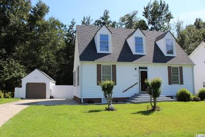 Longs Single Family Home Active-Pend. Cntgt. On Financi: 2408 Brick Drive