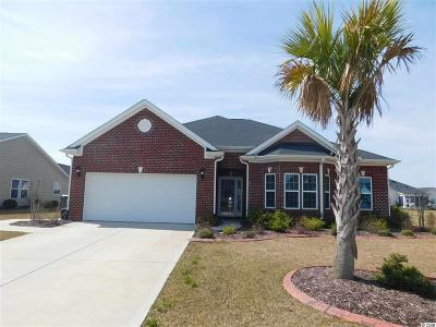 Murrells Inlet Single Family Home For Sale: 412 Broadmoor Drive