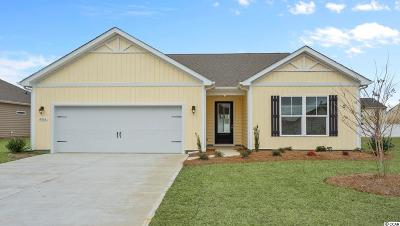 Myrtle Beach SC Single Family Home For Sale: $282,490
