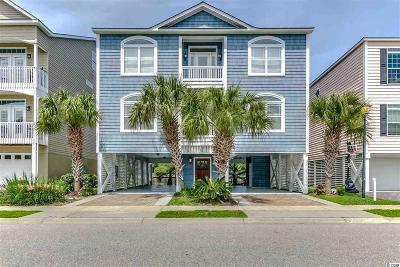 North Myrtle Beach Single Family Home For Sale: 5407 Heritage Drive