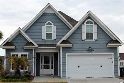 North Myrtle Beach Single Family Home Active-Pend. Cntgt. On Financi: 5014 White Iris Drive
