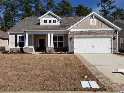 Myrtle Beach Single Family Home For Sale: 205 Cooper Leaf Drive
