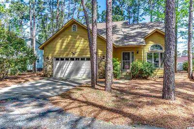 Surfside Beach Single Family Home For Sale: 1050 Deer Run Court