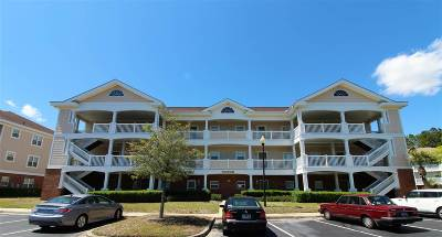 North Myrtle Beach Condo/Townhouse For Sale: 5750 Oyster Catcher Drive #232