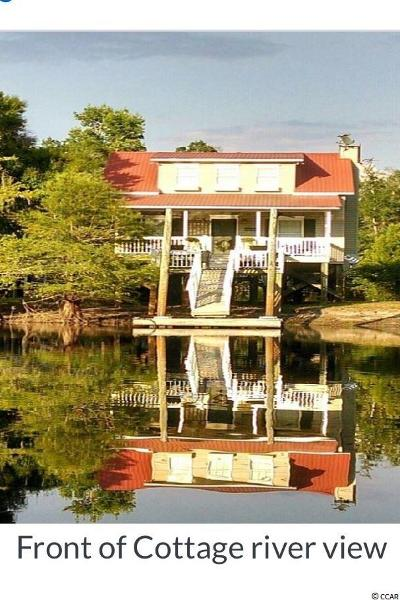 Horry County Single Family Home For Sale: 4201 & 4207 Gunter Lake Rd
