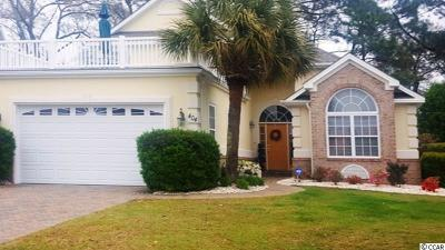 North Myrtle Beach Single Family Home Active-Pending Sale - Cash Ter: 404 Ocean Pointe Ct