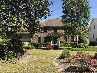 Murrells Inlet Single Family Home For Sale: 594 Rum Gully Road