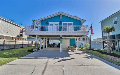 Murrells Inlet Single Family Home For Sale: 308 Vista