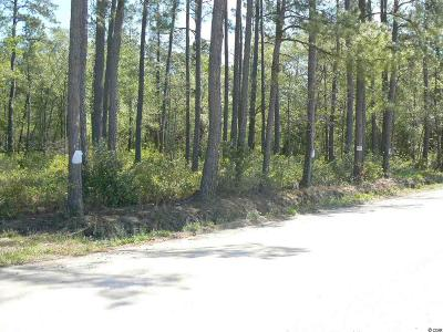 Aynor SC Residential Lots & Land For Sale: $33,000
