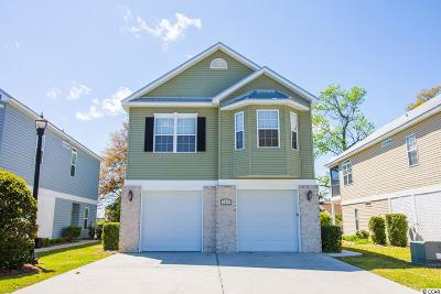 North Myrtle Beach Single Family Home For Sale: 1508 Cottage Cove Circle