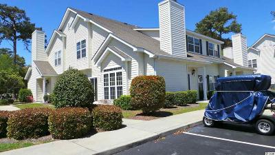 North Myrtle Beach Condo/Townhouse For Sale: 503 20th Ave N #53A