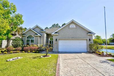 Myrtle Beach Single Family Home For Sale: 1406 Saint Thomas Cir