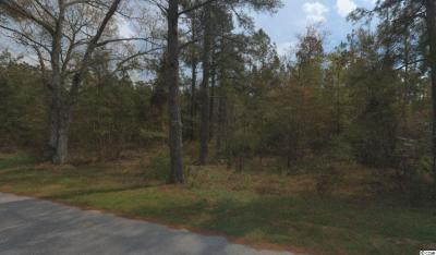 Aynor SC Residential Lots & Land For Sale: $23,900
