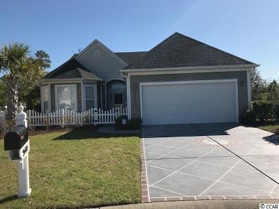 North Myrtle Beach Single Family Home For Sale: 3601 White Oleander Court