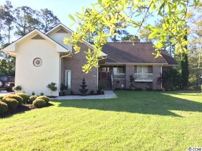 Little River Single Family Home For Sale: 3775 Cedar Creek Run
