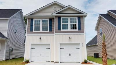 Murrells Inlet Single Family Home For Sale: Lot 17 Kayak Kove Court