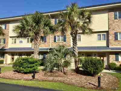Surfside Beach Condo/Townhouse For Sale: 204 Double Eagle Drive #B-2
