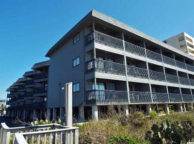 North Myrtle Beach Condo/Townhouse For Sale: 6000 N Ocean Blvd #335