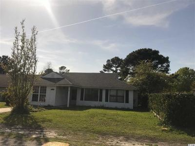 Murrells Inlet Single Family Home Active-Pend. Cntgt. On Financi: 9739 Kings Grant Dr.