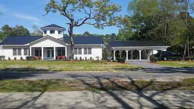 North Myrtle Beach Single Family Home For Sale: 800 11th Ave N