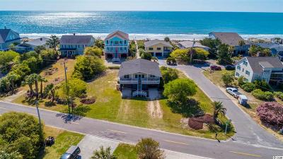 Pawleys Island Single Family Home For Sale: 850 Parker Drive