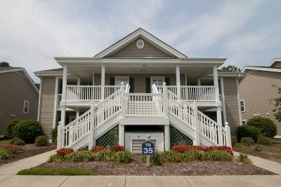Pawleys Island Condo/Townhouse For Sale: 1081 Blue Stem Drive #35-B