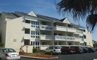 North Myrtle Beach Condo/Townhouse For Sale: 1100 Possum Trot Road Unit G-211 #G-211