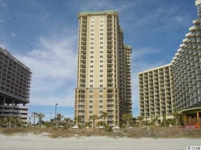 Myrtle Beach Condo/Townhouse For Sale: 9994 Beach Club Dr. #1808