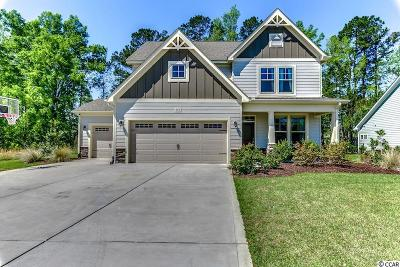 Conway Single Family Home For Sale: 237 Board Landing Circle