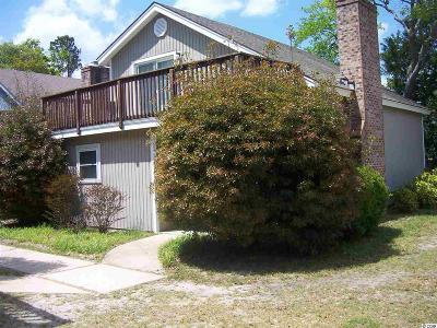 North Myrtle Beach Single Family Home For Sale: 609 -a 28th Ave. South