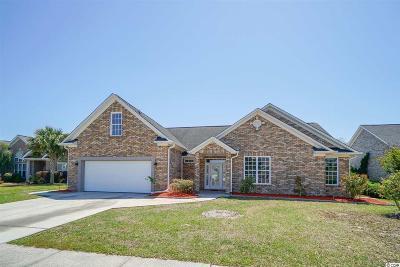 Myrtle Beach Single Family Home For Sale: 538 Stonemason Dr