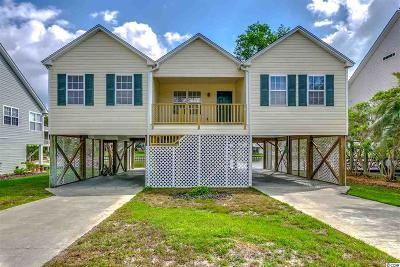 Garden City Beach Single Family Home Active-Pending Sale - Cash Ter: 511 Bay Drive Ext