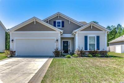 Myrtle Beach Single Family Home For Sale: 148 Campanaia Street