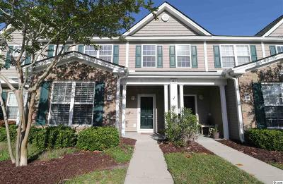 Murrells Inlet Condo/Townhouse For Sale: 143 Chenoa Drive #C