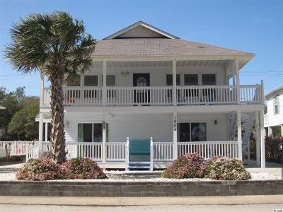 North Myrtle Beach Multi Family Home For Sale: 1904 S Ocean Boulevard