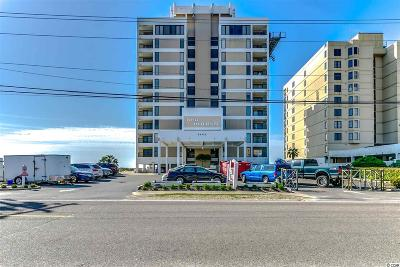 North Myrtle Beach Condo/Townhouse For Sale: 6200 N Ocean Blvd Unit 903 #903