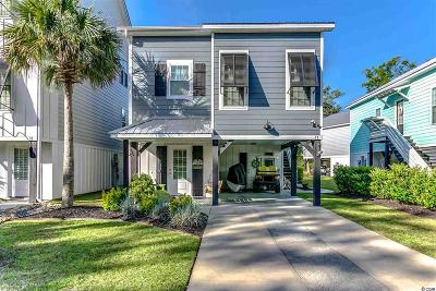 Murrells Inlet Single Family Home For Sale: 37 Fish Shack Alley