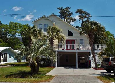 Surfside Beach Single Family Home For Sale: 314 Melody Ln