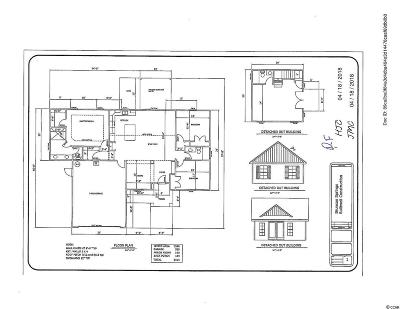 Horry County Single Family Home Active-Pending Sale - Cash Ter: 152 Penn Circle