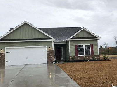 Conway Single Family Home For Sale: Tbd Arecales Way