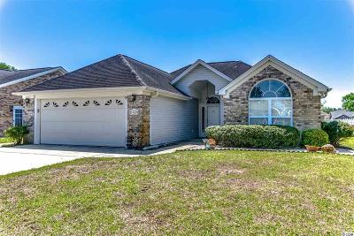 Myrtle Beach Single Family Home For Sale: 3943 E Glade Drive