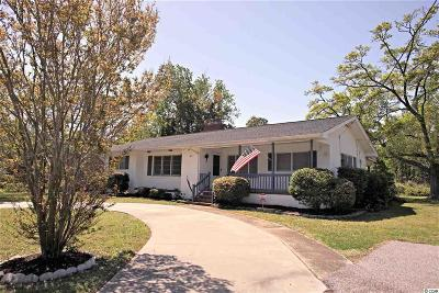 Myrtle Beach Single Family Home For Sale: 815 62nd Avenue North
